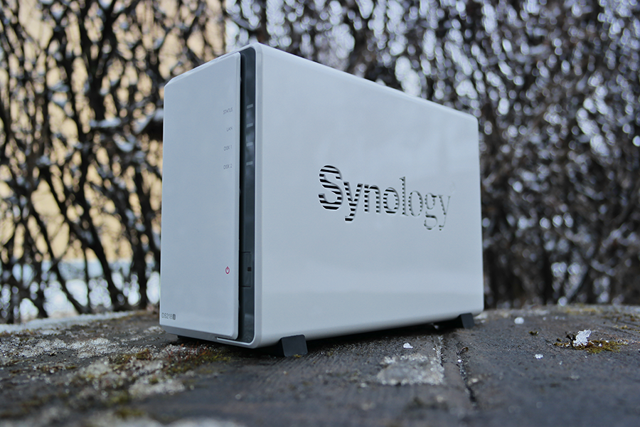 Synology DS218j | iYCloud